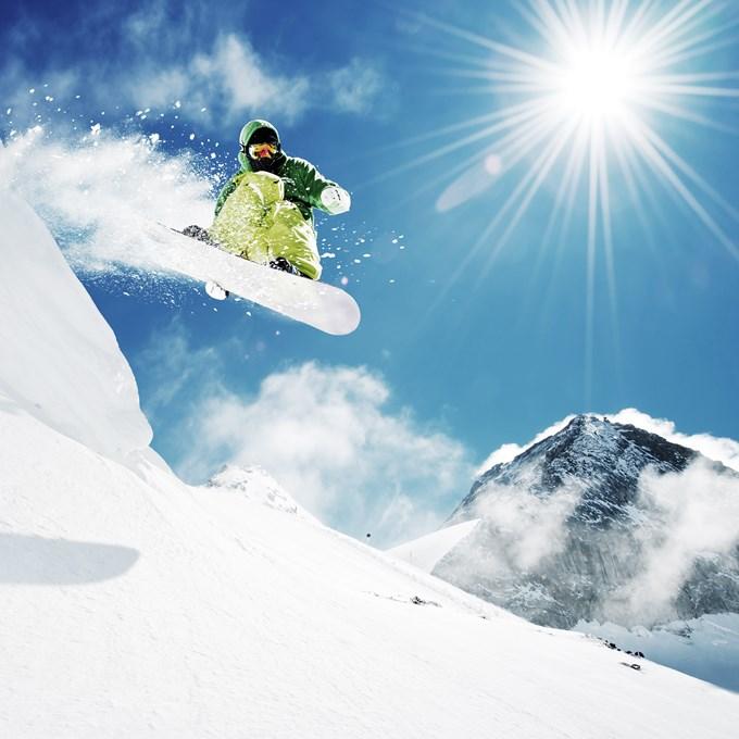 Mes sports d'hiver favoris!