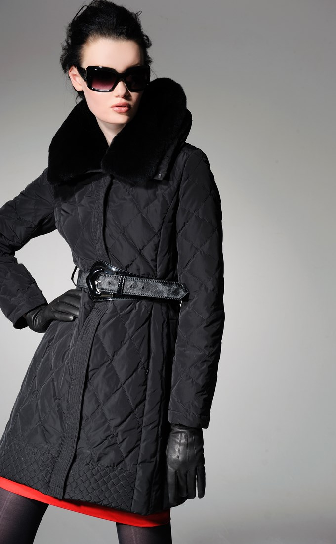 Ma toute nouvelle « robe-manteau-pull » ;