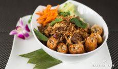 Bo bun, un plat asiatique aux 1001 ingrédients