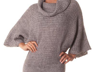 long pull en laine