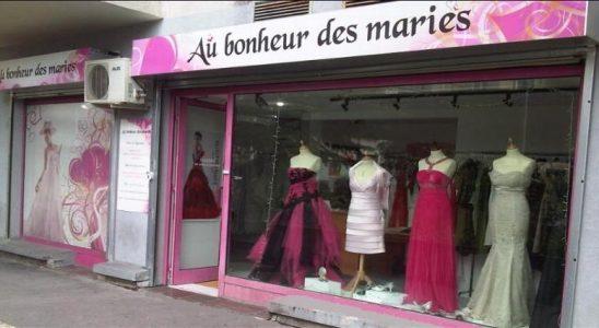 magasin robe longue