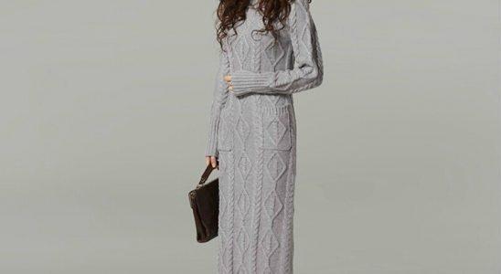 maxi robe pull