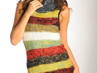 robe en laine femme pas cher