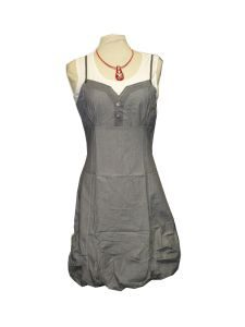 robe femme grise