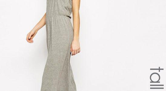 robe longue coton pas cher