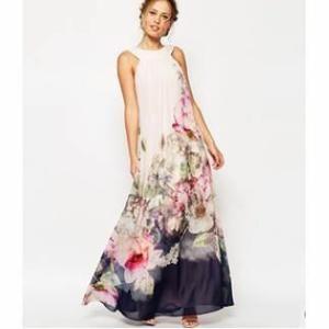 robe longue solde