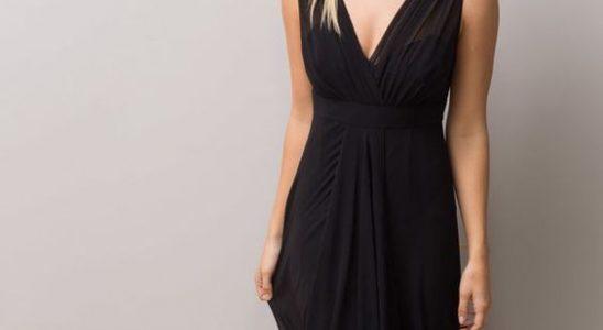 robe noire empire