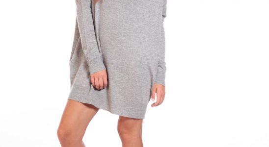 robe pull large femme