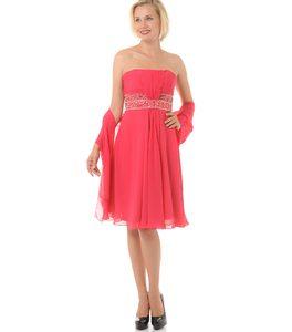 robe rose pas cher