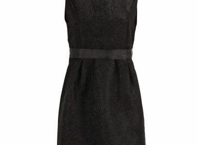 robe simple noire