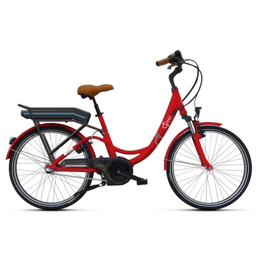 Je vous parle du vélo électrique : je suis convaincue