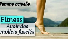 Comment amincir ses jambes ?
